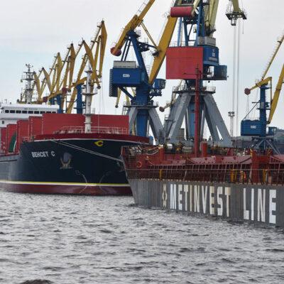 В июне госстивидор ММТП увеличил грузооборот на 60,2%