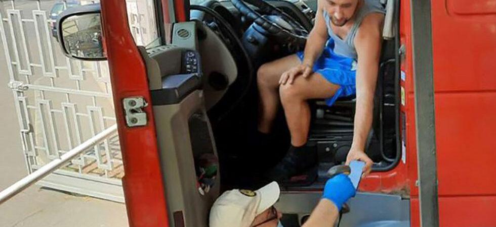 Одесский порт запустил технологию «тайм-слотов» для грузовиков