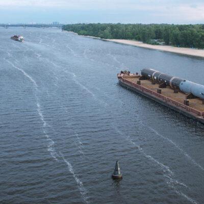 Беларусь рассчитывает, что Украина проведет работы по промеру глубин в Днепре