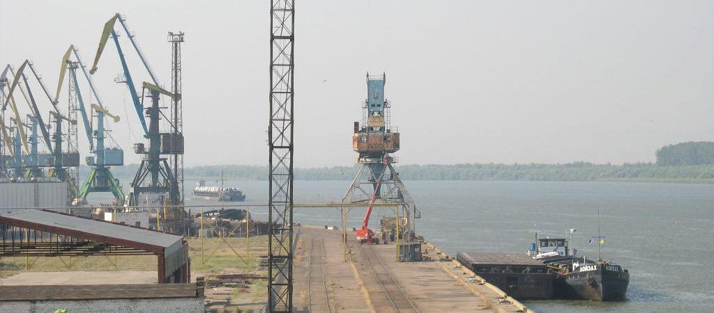 Ренийский порт выбрал подрядчика для дноуглубления в затоне и у причалов