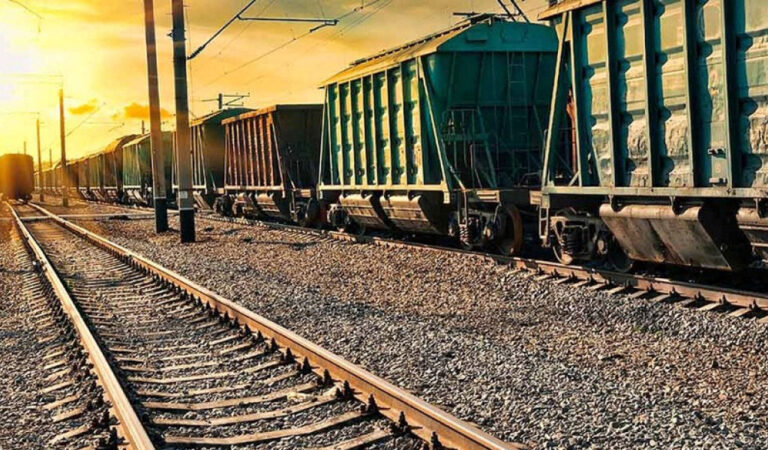 «Укрзализныця» ускорила оборот грузовых вагонов почти на 18% в первом квартале