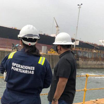 Единственная панамская верфь для «панамаксов» возобновила работу