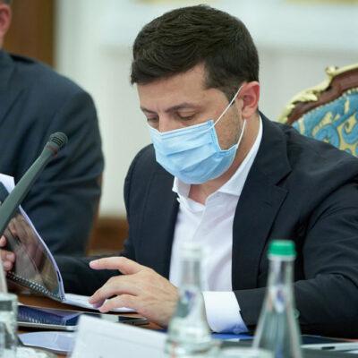 Зеленский внес в Раду законопроект об «инвестнянях»