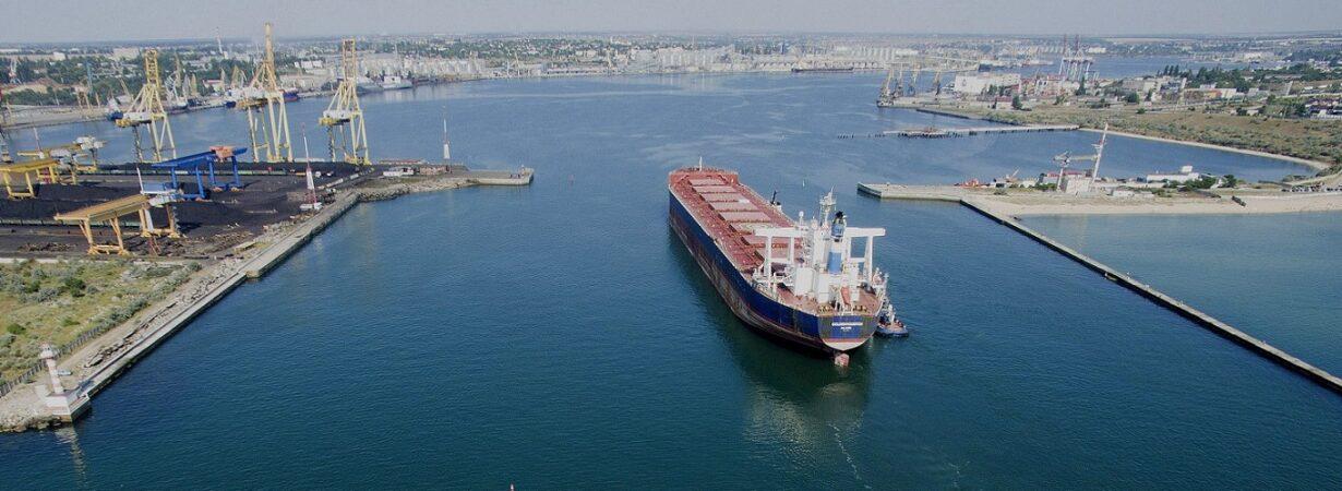 Порт «Черноморск» готов к мониторингу отчетности и верификации парниковых выбросов