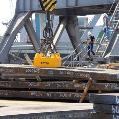 В январе-июле экспорт черных металлов обеспечил валютную выручку $4,5 млрд — ГТС