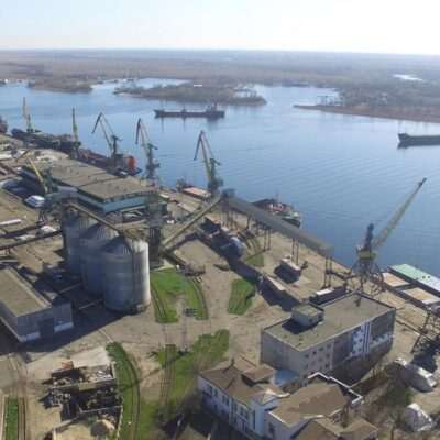 В январе-июле Херсонский порт сократил грузооборот на 17,7%