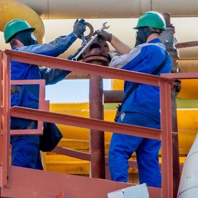 ОПЗ завершает капремонт цеха перегрузки аммиака