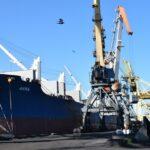 В январе-сентябре госстивидор «Черноморск» сократил грузооборот на 36,6%