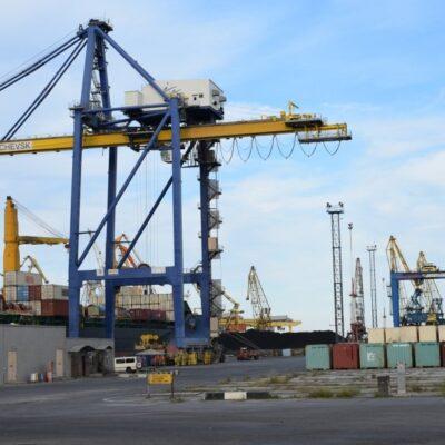 МИУ добилось возвращения контейнерного терминала порта Черноморск в госсобственность