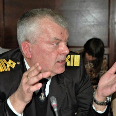 МИУ восстановило Антонова в должности капитана порта Одесса