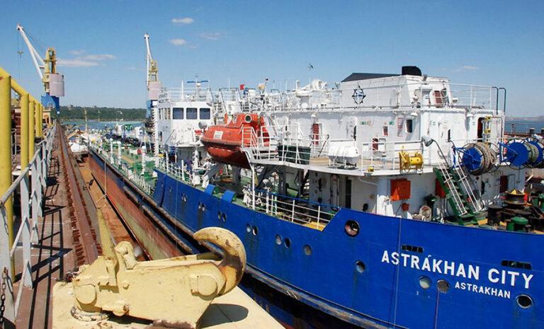 АСРЗ модернизирует танкер Astrakhan-City