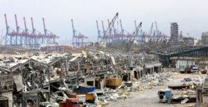 В Бейруте по делу о взрыве задержали начальника порта