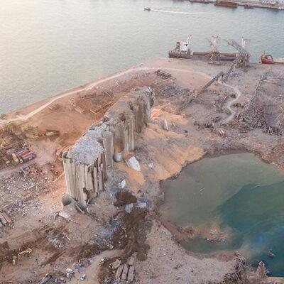 Капитан перевозившего селитру в Бейрут судна назвал вероятную причину взрыва в порту