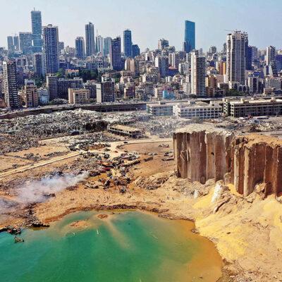 Расследователи нашли «настоящего» владельца судна, доставившего селитру в порт Бейрута