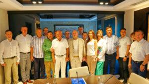 Морская палата наработала предложения бизнеса для встречи с Зеленским