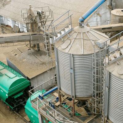 С начала сезона экспорт зерна составил 6,7 млн тонн