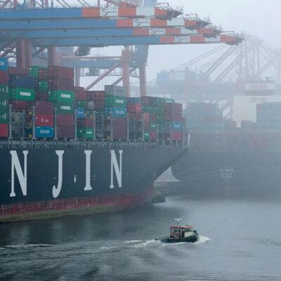 В судоходной отрасли Южной Кореи наметились признаки восстановления
