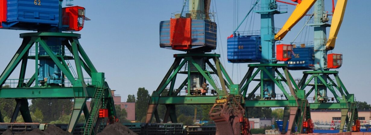 В I-III кварталах 2020 Измаильский порт сократил грузооборот на 27,7%