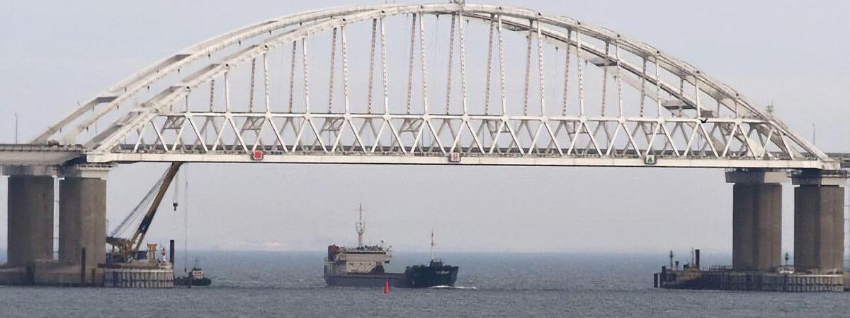 В ноябре Россия почти вдвое увеличила длительность задержки судов в Керченском проливе