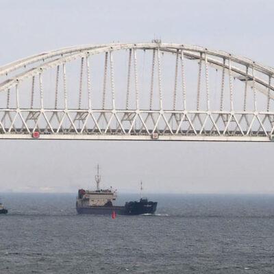 РФ увеличила длительность задержки судов в Керченском проливе полтора раза в апреле
