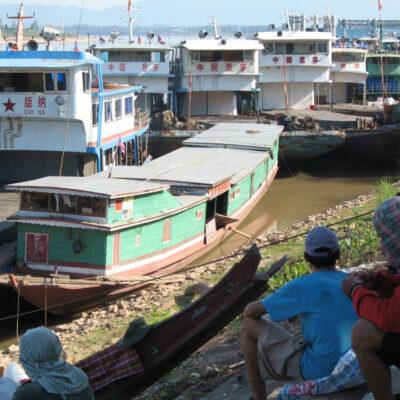 Китай намерен развивать международный транспортный коридор в бассейне Меконга