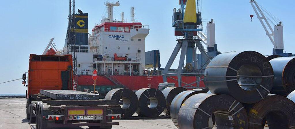 Госстивидор ММТП увеличил перевалку экспортных грузов на 15% в 2020 году