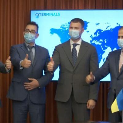 МИУ планирует до конца осени завершить передачу госстивидоров ХМТП и «Ольвия» концессионерам
