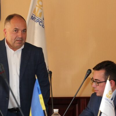 Нового руководителя госстивидора «Южный» представили коллективу