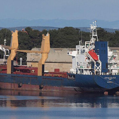 В Украину вернулись 12 моряков, застрявших год назад в Бразилии