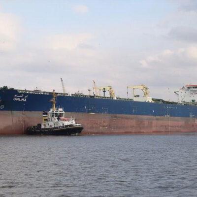 В Клайпеду прибыл второй танкер с нефтью из США для Беларуси