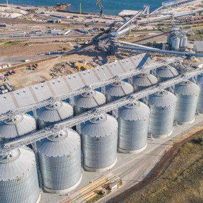 Cargill стал мажоритарием зернового терминала Neptune в порту «Пивденный»