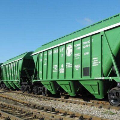 «Укрзализныця» повысит плату за использование зерновозов в октябре