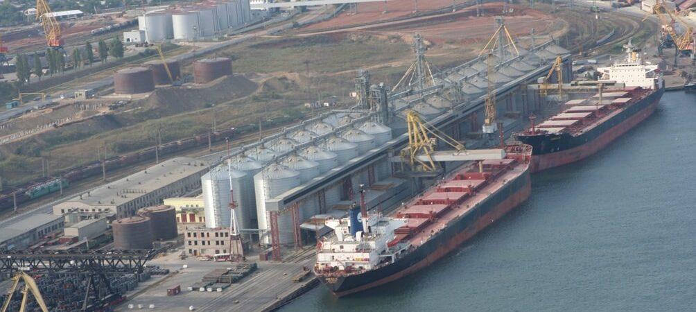 Портовые терминалы «Кернела» нарастили объем перевалки за три квартала на 31%