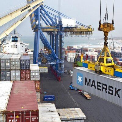 Maersk отключил сервис онлайн-бронирования и покупки перевозки с гарантией погрузки