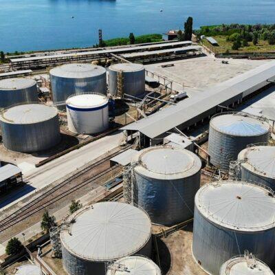 UPSS Terminals открыл новый сезон перевалки масла