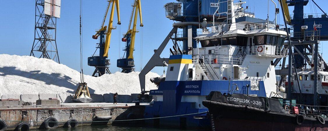 Морпорты сократили количество обработанных судов на 4% в январе-феврале