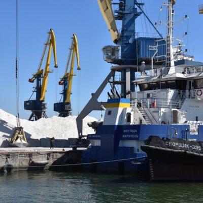 С начала года госстивидор ММТП преодолел отметку грузооборота 4 млн тонн