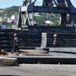 В январе-августе ММТП нарастил перевалку металлопродукции на 27,2%