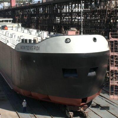 SMG построила четвертый танкер-химовоз по заказу VEKA Group