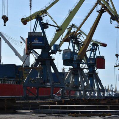 С начала месяца госстивидор ММТП обработал более 246 тыс. тонн грузов
