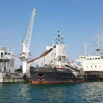 АМПУ начала дноуглубление возле терминалов «Кернела» в порту «Черноморск»