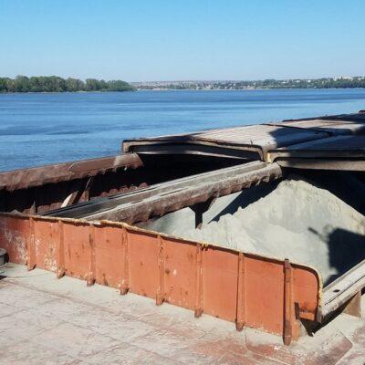 Стивидор «Агро-Рени» привлек транзитный грузопоток щебня