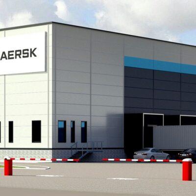 Maersk построит второй фармацевтический комплекс в Польше