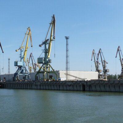 Порт Рени сократил грузооборот на 39% в первом квартале