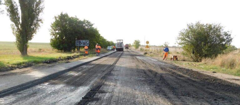 «Укравтодор» начал реконструкцию дороги до Очакова