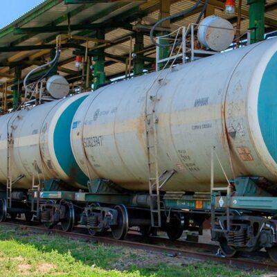 ОПЗ возобновил прием аммиака украинских производителей по железной дороге
