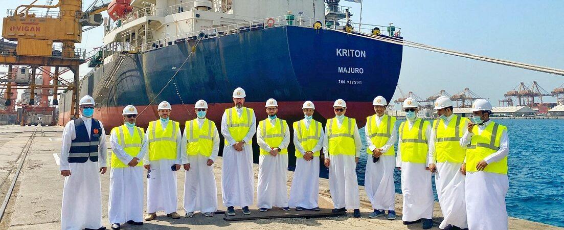 В Саудовскую Аравию доставлена первая партия украинской пшеницы после 12-летнего перерыва