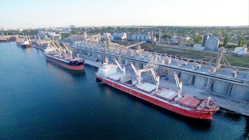 АМПУ готовится начать дноуглубление возле терминалов «Кернела» в порту «Черноморск»