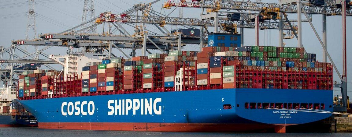 Китайские власти хотят регулировать ставки на морские контейнерные перевозки