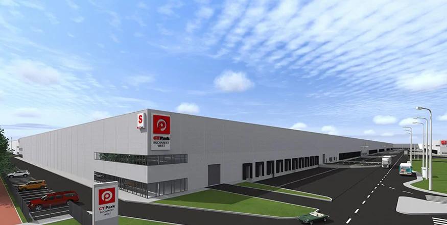Maersk построит логистический центр в Румынии